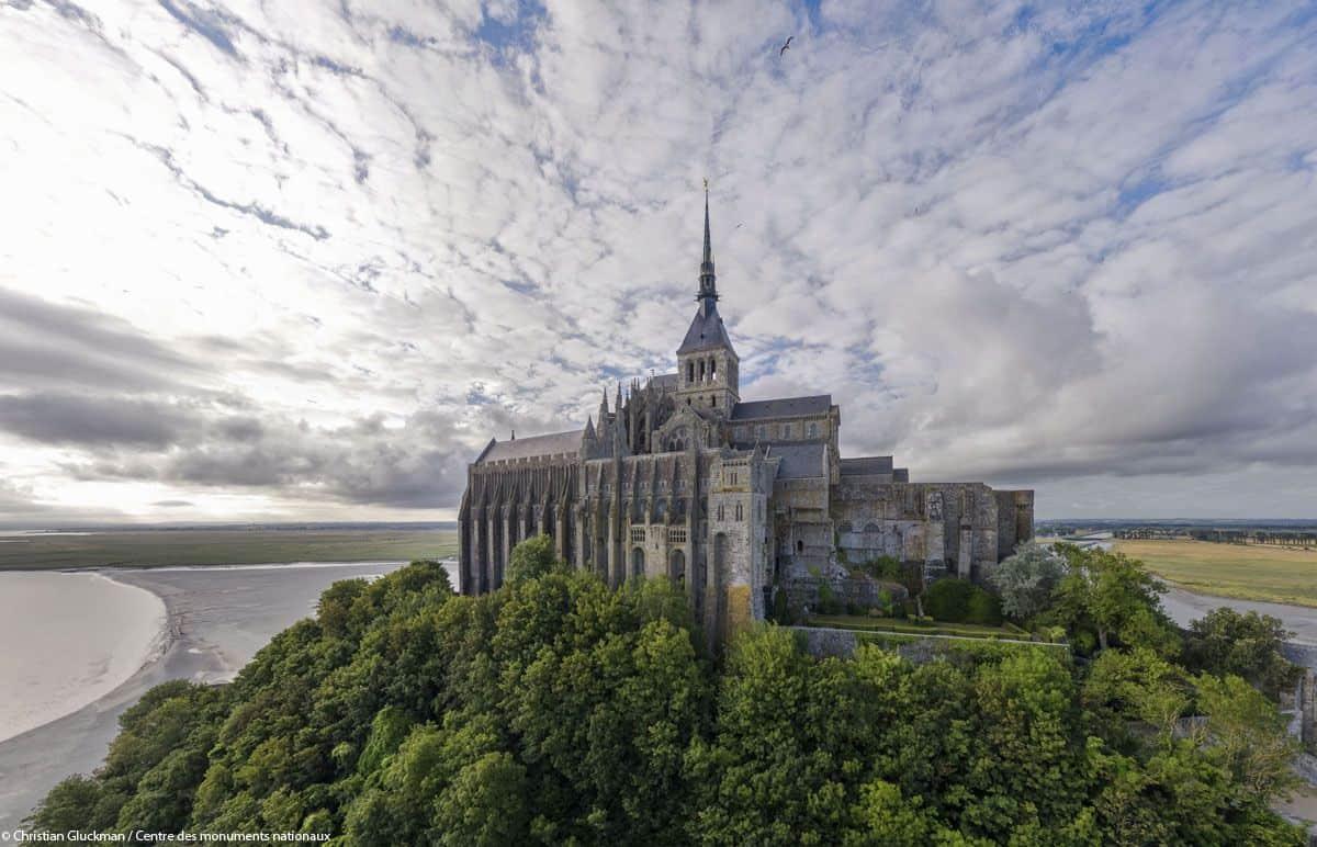 © CMN Abbaye du Mont Saint Michel