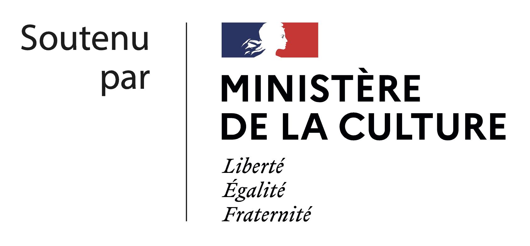logo ministere culture