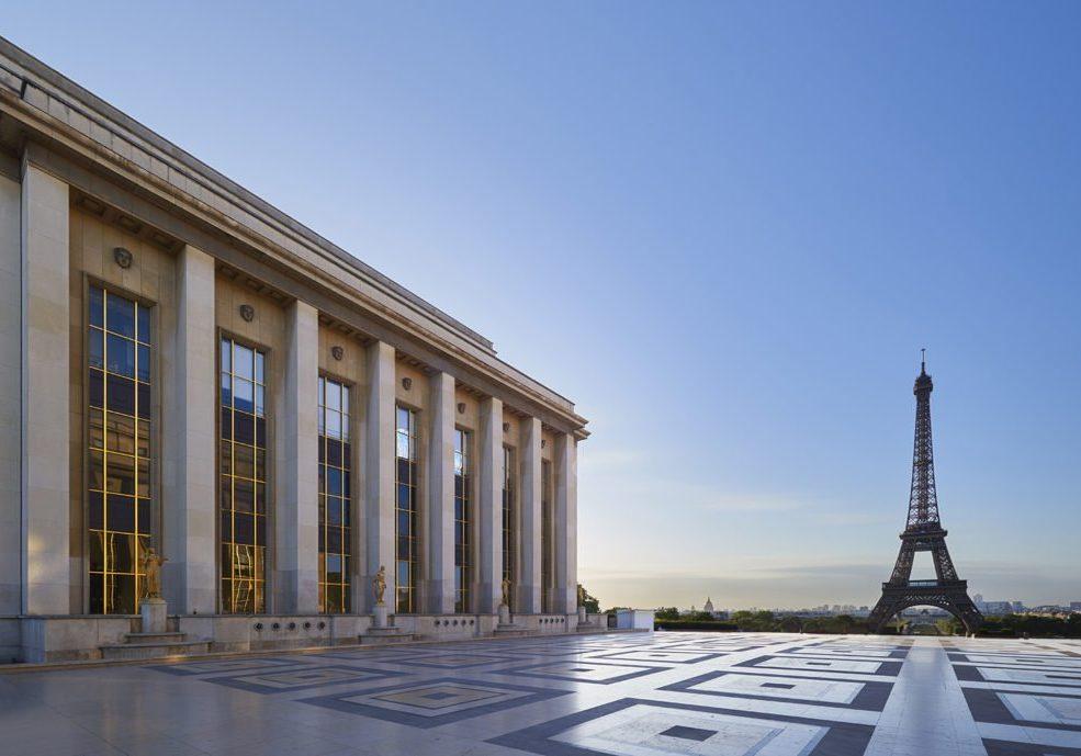 Cité de l'architecture et du patrimoine, Denys Vinson 2020.