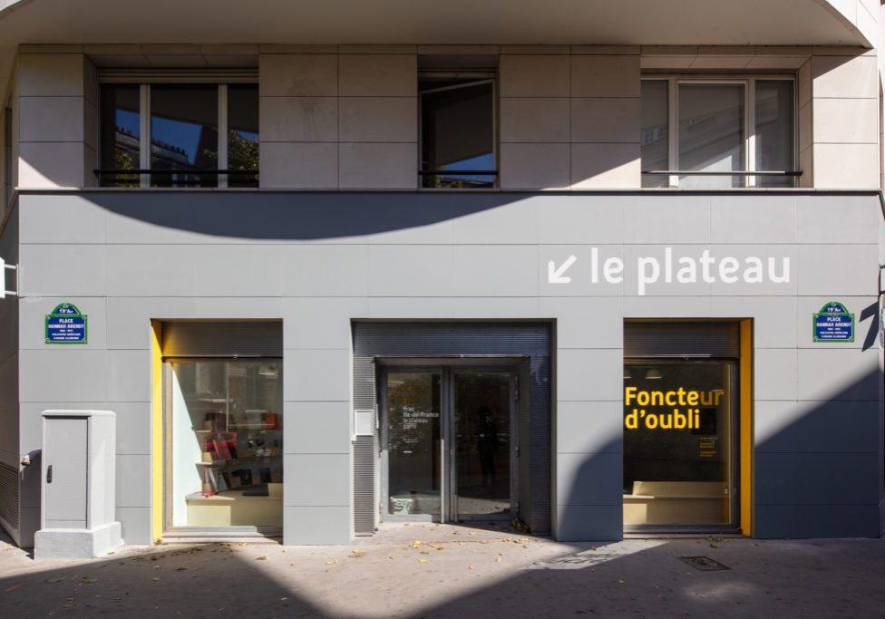 © Frac Ile de France